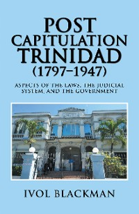 Cover Post Capitulation Trinidad (1797–1947)