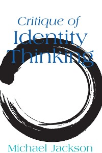 Cover Critique of Identity Thinking