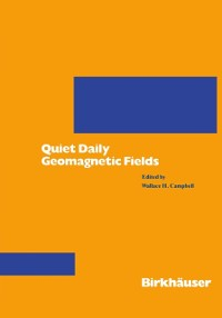 Cover Quiet Daily Geomagnetic Fields