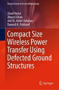 Cover Compact Size Wireless Power Transfer Using Defected Ground Structures