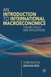 Cover Introduction to International Macroeconomics
