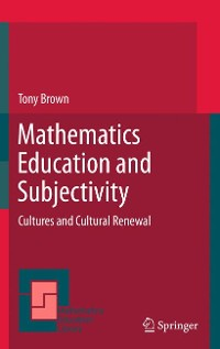 Cover Mathematics Education and Subjectivity