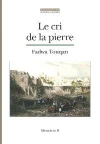 Cover Le Cri de la pierre