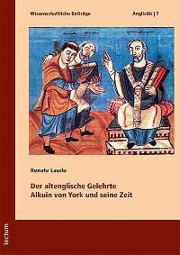 Cover Der altenglische Gelehrte Alkuin von York und seine Zeit