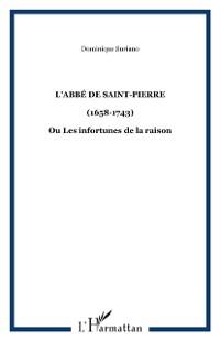 Cover Abbe de saint-pierre    (1658-1743)