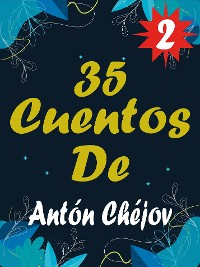 Cover Cuentos De Antón Chéjov 2