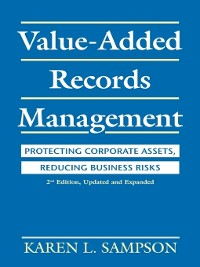 Cover Value-Added Records Management