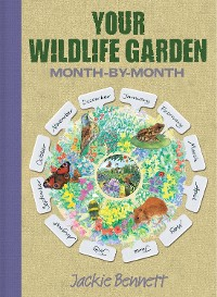 Cover Wildlife Garden month by month