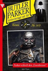 Cover Butler Parker 208 – Kriminalroman