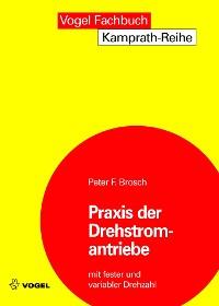 Cover Praxis der Drehstromantriebe