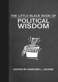 Cover Little Black Book of Political Wisdom