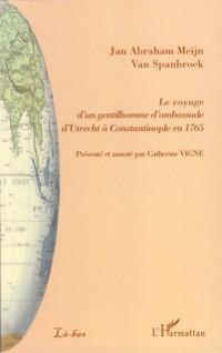 Cover Voyage  d'un gentilhomme  d'ambassade d'