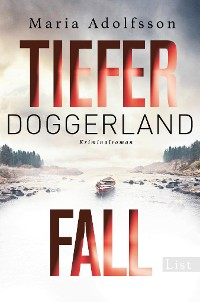 Cover Doggerland. Tiefer Fall