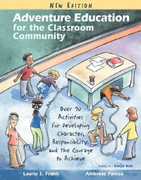 Cover Adventure Education for the Classroom Community