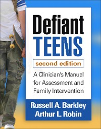 Cover Defiant Teens, Second Edition