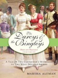 Cover Darcys & the Bingleys