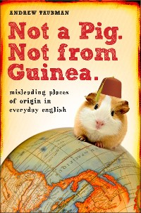 Cover Not a Pig. Not from Guinea.