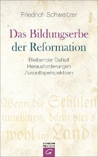 Cover Das Bildungserbe der Reformation