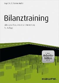 Cover Bilanztraining - inkl. Arbeitshilfen online