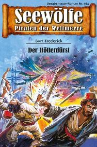 Cover Seewölfe - Piraten der Weltmeere 564