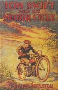 Cover Tom Swift and His Motorcycle
