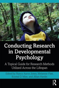 Cover Conducting Research in Developmental Psychology