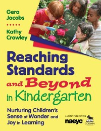 Cover Reaching Standards and Beyond in Kindergarten