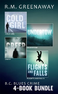 Cover B.C. Blues Crime 4-Book Bundle