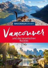Cover Baedeker SMART Reiseführer Vancouver & Die kanadischen Rockies
