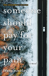 Cover Someone Should Pay for Your Pain