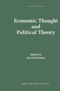 Cover Economic Thought and Political Theory