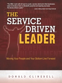 Cover The Service Driven Leader