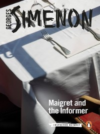 Cover Maigret and the Informer
