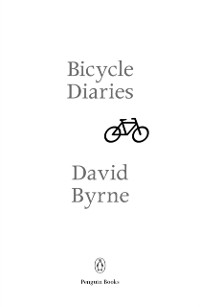 Cover Bicycle Diaries