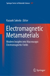 Cover Electromagnetic Metamaterials