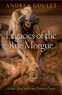 Cover Legacies of the Rue Morgue