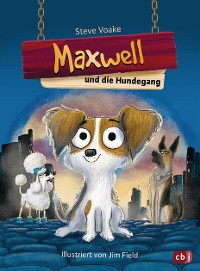 Cover Maxwell und die Hundegang