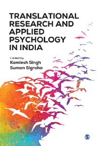 Cover Translational Research and Applied Psychology in India