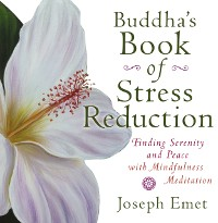 Cover Buddha's Book of Stress Reduction
