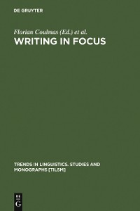 Cover Writing in Focus