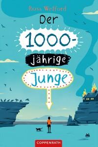 Cover Der 1000-jährige Junge