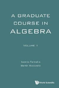 Cover A Graduate Course in Algebra