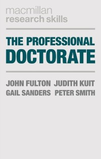 Cover Professional Doctorate