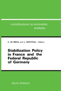 Cover Stabilization Policy in France and the Federal Republic of Germany