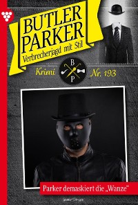 Cover Butler Parker 193 – Kriminalroman