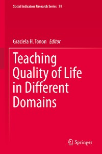 Cover Teaching Quality of Life in Different Domains