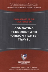 Cover Final Report of the Task Force on Combating Terrorist and Foreign Fighter Travel
