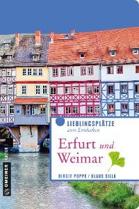 Cover Erfurt und Weimar