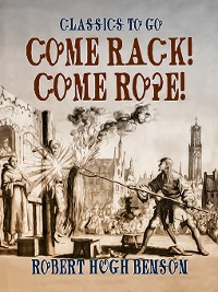 Cover Come Rack! Come Rope!