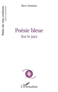 Cover Poesie bleue